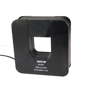 Split Core Current Transformer SCT031QL rated input 100A 200A 300A 400A 500A 600A rated output 0.1A/0.333V - PowerUC