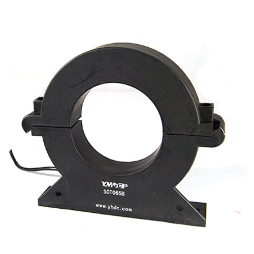 Split core current transformer SCT065B(T) rated input 100A 250A 300A 400A 500A 600A 800A 1000A 1500A rated output 1A/5A - PowerUC