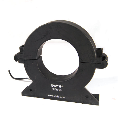Split core current transformer SCT100B(T) rated input 200A~3000A