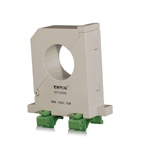 Split core current transformer SCT325BK rated input 100A