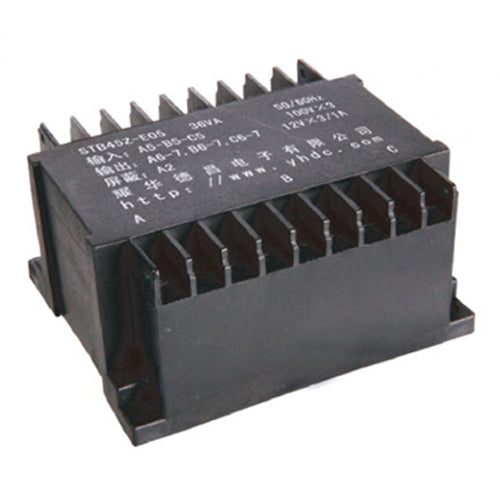STB three-phase synchronous transformer  STB45Z 3-1140V 45VA - PowerUC