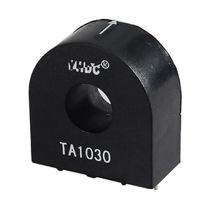 Through core type precision current transformer TA1030 Rated input 25A/30A Rated output 25mA/30mA - PowerUC