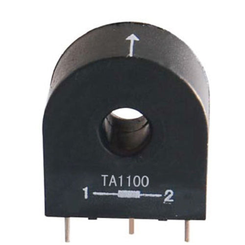 Through core type precision current transformer TA1100 Rated input 100A Rated output 100mA - PowerUC