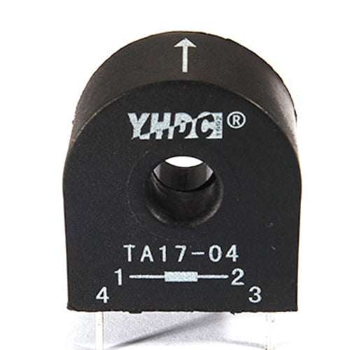 Through core type precision current transformer TA17 Rated input 0-10A / 0-20A / 0-30A Rated output 0-10mA - PowerUC