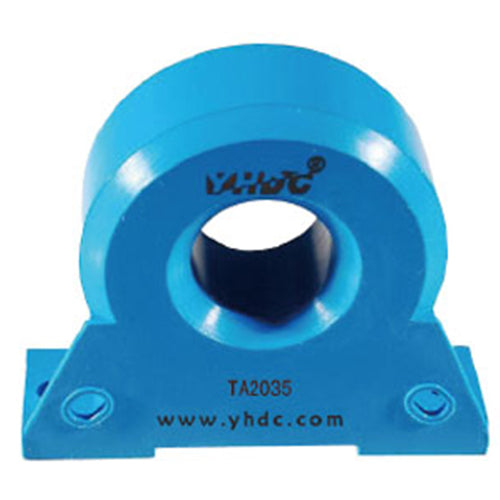 Electronic power general current transformer TA2035FL - 0-400A/0-0.4A   0-500A/0-0.25A   0-600A/0-0.2A - PowerUC