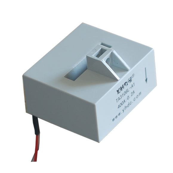 Power unit current transformer TA3106L rated input 200A 400A Rated output 0-0.2A;0-0.133A;0-0.1A - PowerUC