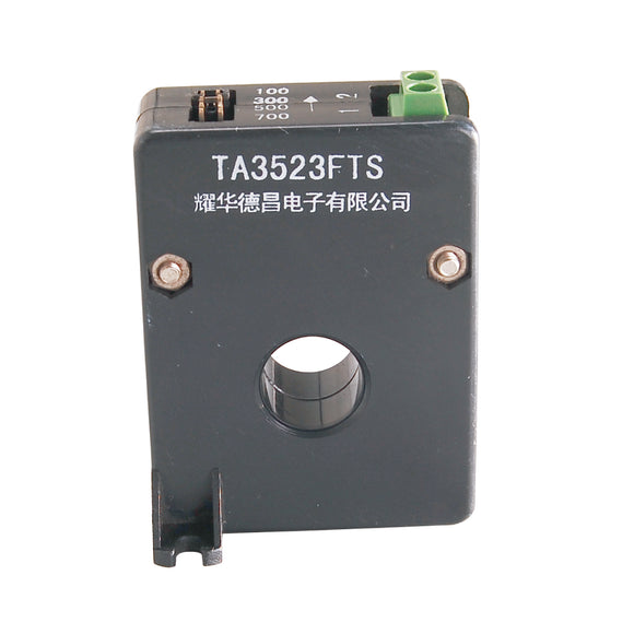 Multi-range current transformer TA3523FT 0-10/30/50/70A 2.2V - PowerUC