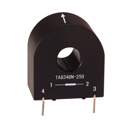 Through core type precision current transformer TA8348N-250 Rated input 0-5A Rated output 0-2mA - PowerUC