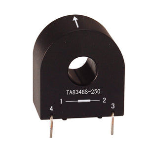 Through core type precision current transformer TA8348S-250 Rated input 0-20A Rated output 0-8mA - PowerUC