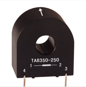 Through core type precision current transformer TA8350-250 Rated input 0-60A Rated output 0-24mA - PowerUC