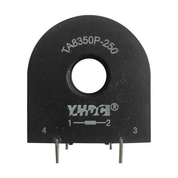 Through core type precision current transformer  TA8350P-250 Rated input 0-60A Rated output 0-24mA