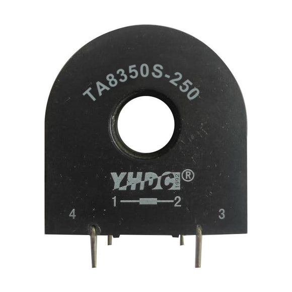 Through core type precision current transformer  TA8350S-250 Rated input 0-125A Rated output 0-50mA
