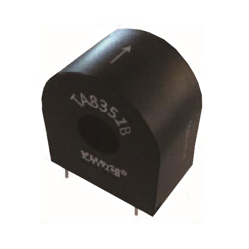 Through core type precision current transformer TA8351B Rated input 0-100A Rated output 100mA/50mA/33.3mA - PowerUC