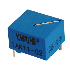 Mini high-frequency current transformer TAK11 Rated input 20A - PowerUC
