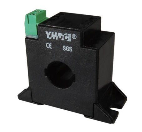 Mini high-frequency current transformer TAK22 Rated input 50A/100A - PowerUC