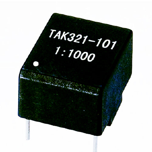Mini high-frequency current transformer TAK321 Rated input 10A - PowerUC