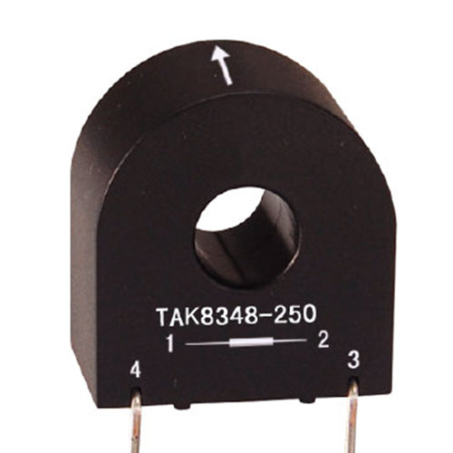 Mini high-frequency current transformer TAK8348-200 Rated input 50A - PowerUC