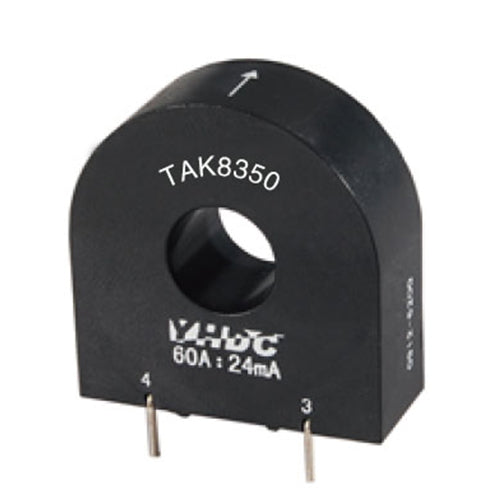 Mini high-frequency current transformer TAK8350-200 Rated input 100A