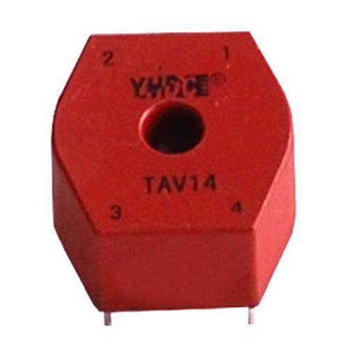 Mini current type voltage transformer TAV14  5mA/5mA - PowerUC