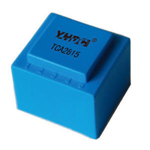 AC current transducer TCA2815 Rated input 1A/2.5A/5A Rated output 0-20mA; 4-20mA; 0-5V; 1-5V - PowerUC