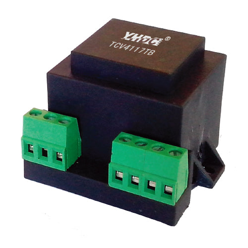 AC voltage transducer TCV4117TB Rated input 200V/400V/500V Rated output 0-20mA; 4-20mA; 0-5V;1-5V;0-10V - PowerUC