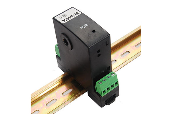 DC analog output voltage transducer TCVH Rated input 50V/100V/200V/400V/500V Rated output 0-20mA; 4-20mA; 0-5V;1-5V; 0-10V - PowerUC