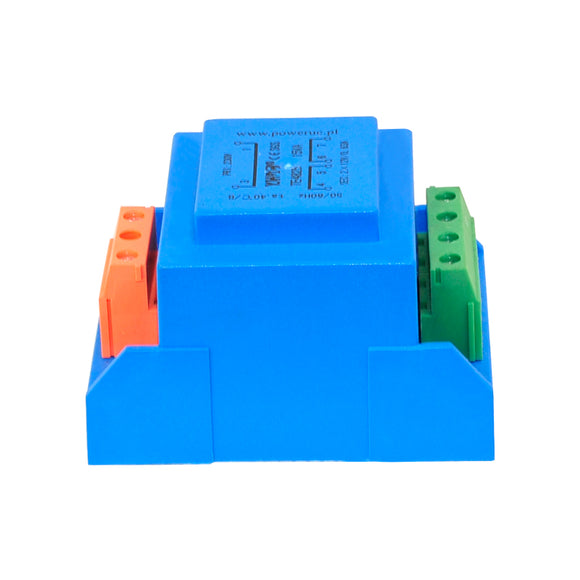 TE series isolation transformer TE4825 110V/220V/230V  15VA - PowerUC