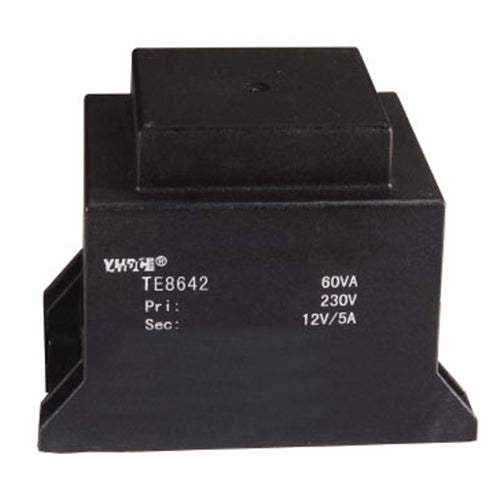 TE series isolation transformer TE8642 110V/220V/230V 120VA - PowerUC