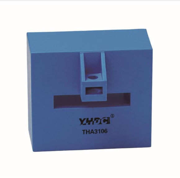 AC current transducer THA3106A Rated input 50A/100A/200A/400A/500A Rated output 0-20mA ;4-20mA ;0-5V ;1-5V ;0-10V - PowerUC