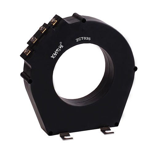 Zero sequence current/leakage current transformer ZCT035 rated input 200mA - PowerUC