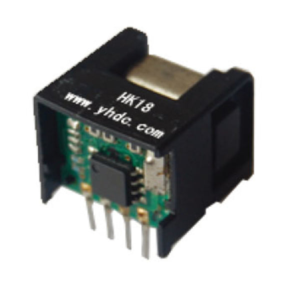 Hall open loop current sensor HK18-60 Rated input ±40A ±50A ±60A Rated output ±4V - PowerUC