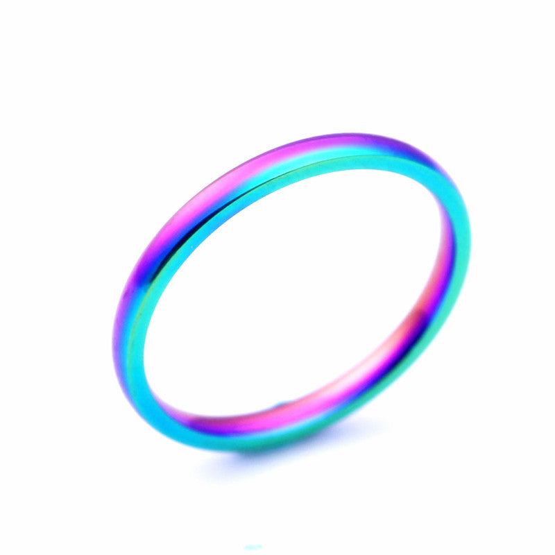 Trans Unity Ring - freeloveapparel