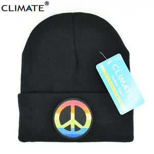 Peace Beanie - freeloveapparel