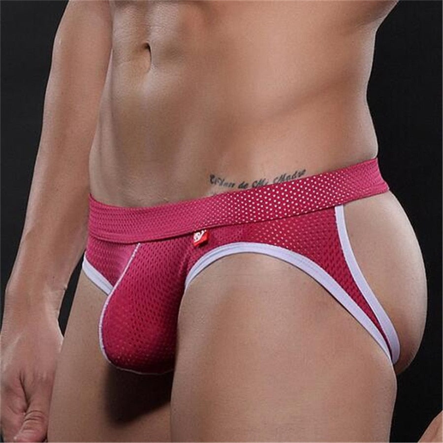 Breathable Bamboo Fiber G-String - freeloveapparel