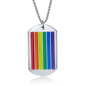 Pride Pendant Necklace - freeloveapparel