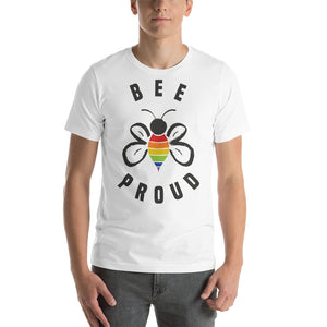 Bee Proud T-Shirt - freeloveapparel