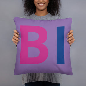 Bi Pillow - freeloveapparel