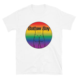 Bottom Boy T-Shirt - freeloveapparel