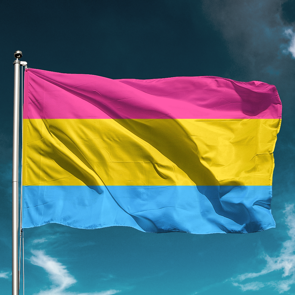 Pansexual Flag 3x5 FT