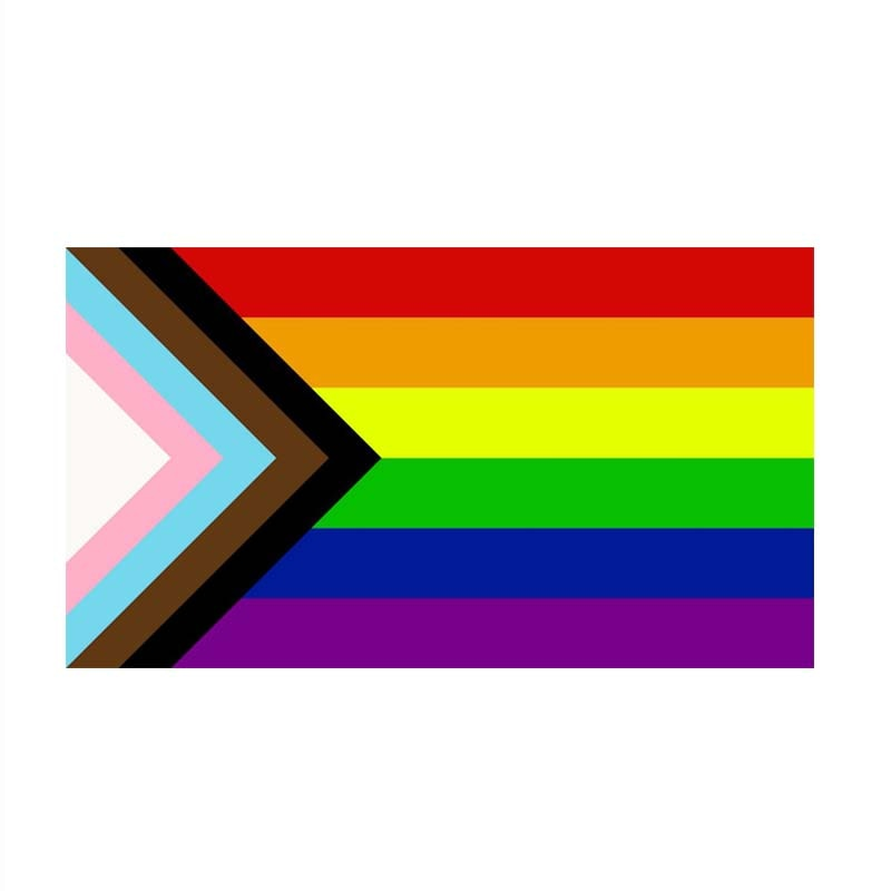 Progress Pride Flag - freeloveapparel