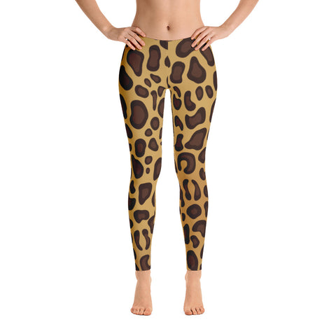 Leapard Leggings