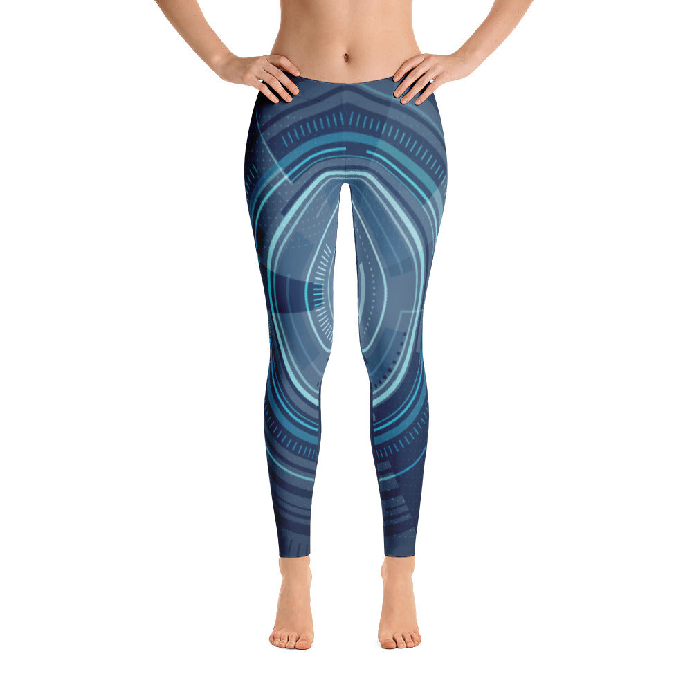 Tech Print Leggings