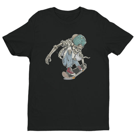 Skateboard Skeleton T-shirt
