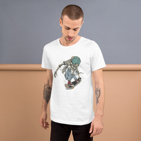 Skeleton Skater T-Shirt