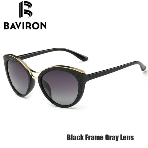 BAVIRON Cat Eye Sunglasses 8527