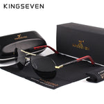 KINGSEVEN K725 Aviators Sunglasses