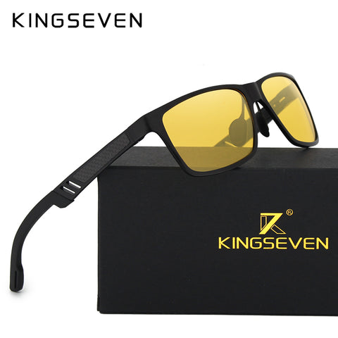 KINGSEVEN Night vision Sunglasses