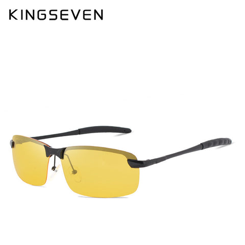 KINGSEVEN Night Vision Polarized Sunglasses