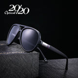 20/20 Coating Black Oval Frame