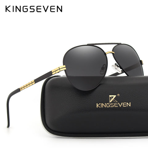 KINGSEVEN Aviator Sunglasses